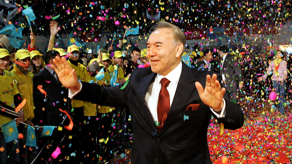 End of an era: The 30-year legacy of Kazakh President Nazarbayev (PHOTOS)