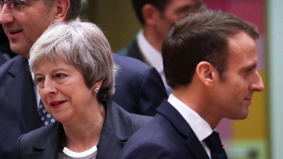 May could face humiliating disappointment as Macron strongly opposes Brexit delay – French media