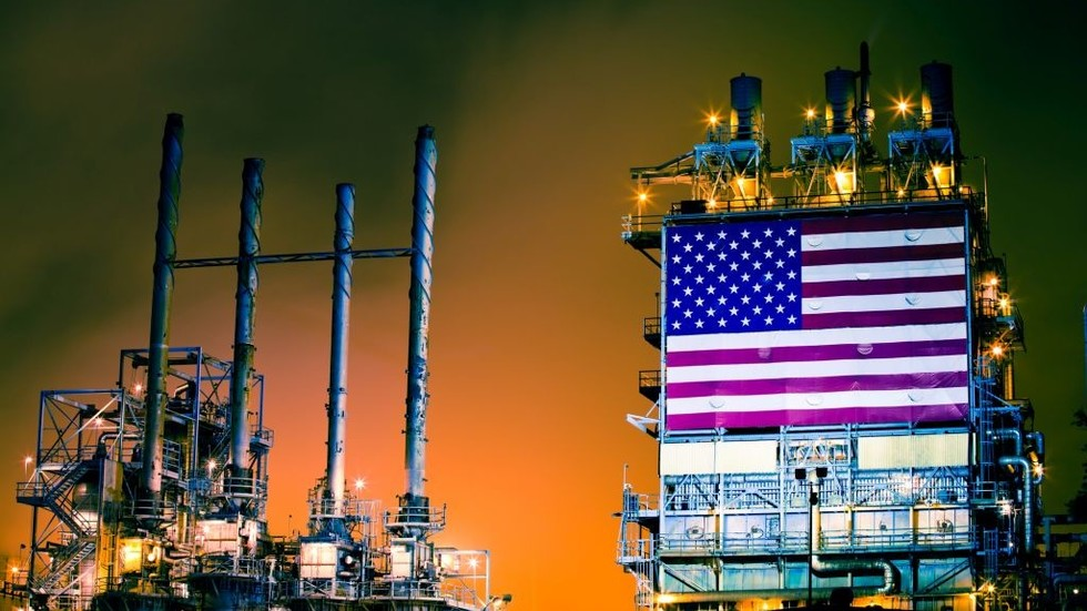 US 'oil weapon' could change geopolitics forever