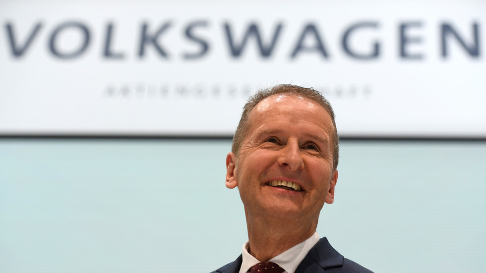 Volkswagen CEO Diess' future in doubt over Nazi-era blunder