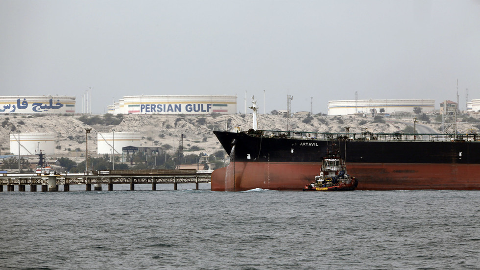 Iran's oil exports drop ahead of US waivers decision