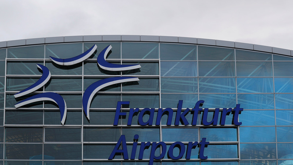Frankfurt air traffic suspended after 2 drones spotted