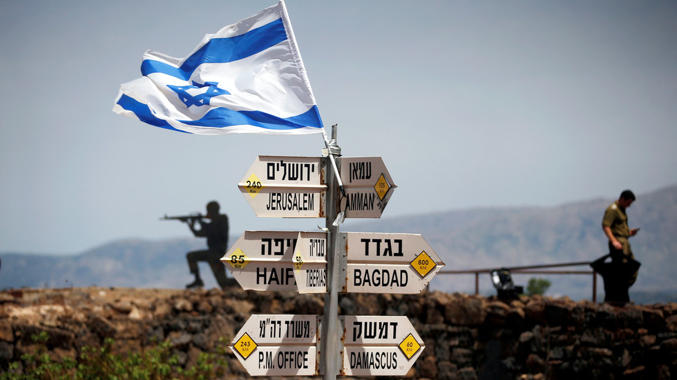 Reaching for political heights? Trump's statement on Golan sparks int'l uproar