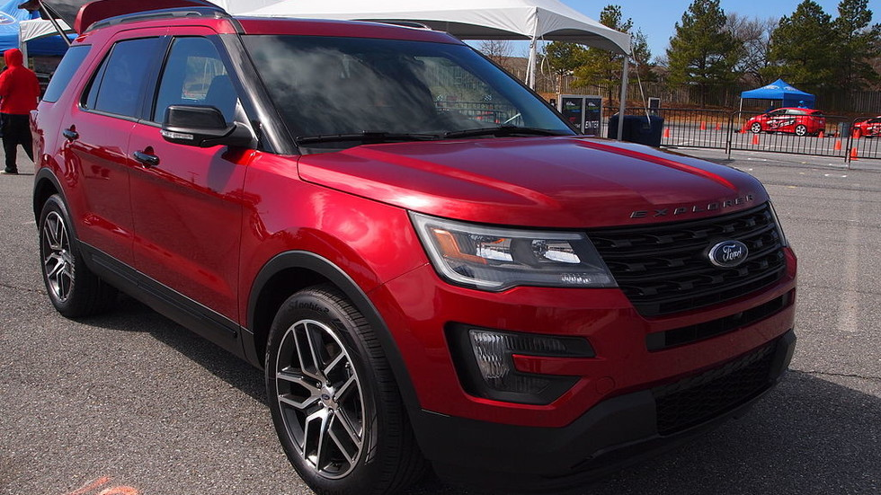 Ford facing legal claims over Explorer SUV 'carbon monoxide poisoning'