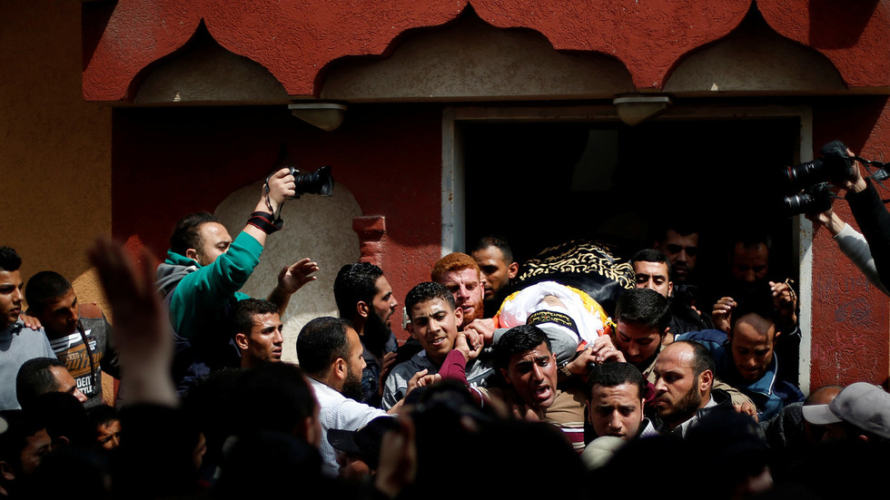 2 shot dead by IDF in Gaza, 62 injured as UN slams Israel's use of force