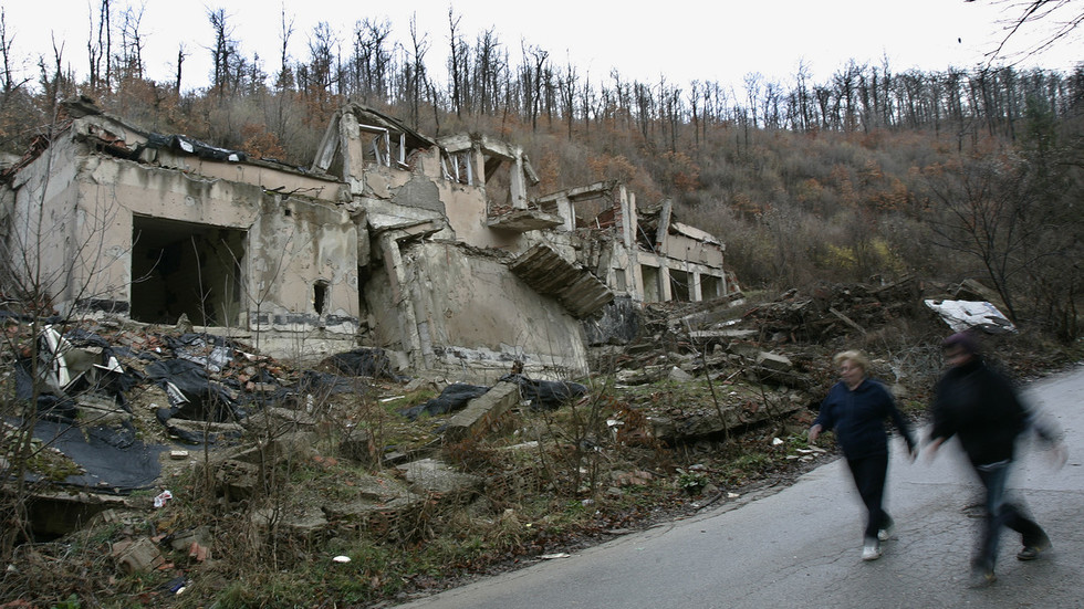 How NATO bombed Serbs into submission and left toxic legacy behind (DOCUMENTARY)