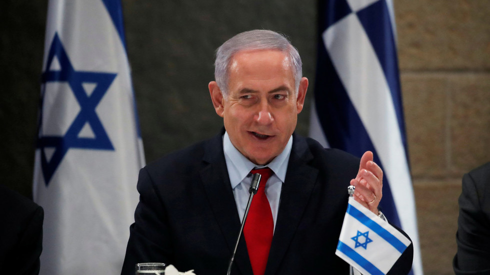 Iran claims it hacked Netanyahu family phones, Israeli PM points finger at political rival