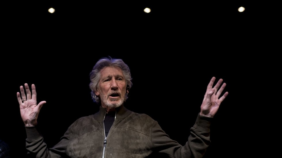 'Stop the evil empire': Roger Waters says 'the coup' in Venezuela has failed