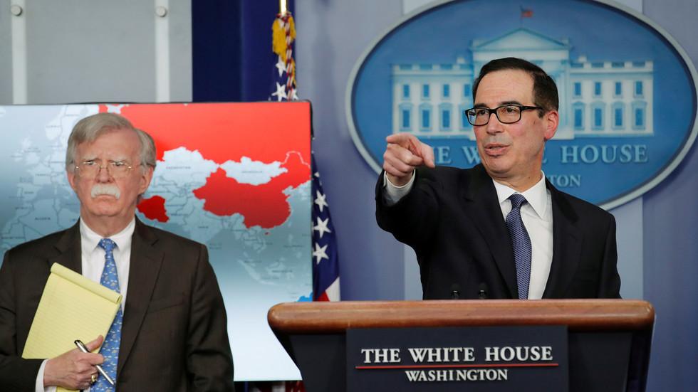 US sanctions don't work, make human rights situation worse – UN sanctions rapporteur
