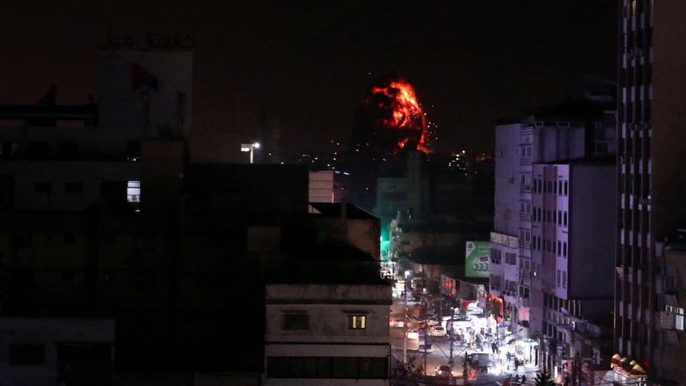 IDF confirms targeting Hamas leader Haniyeh's Gaza office in retaliatory strike