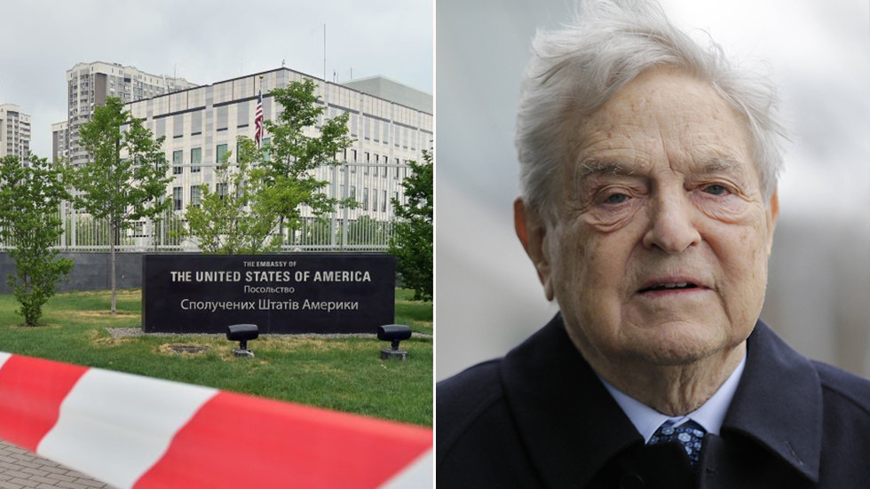 Washington told Ukraine to end probe into George Soros-funded group during 2016 US election – report