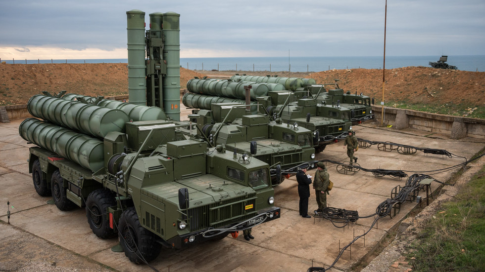 US top brass push India to reject Russia's S-400 missiles, peddle own hardware
