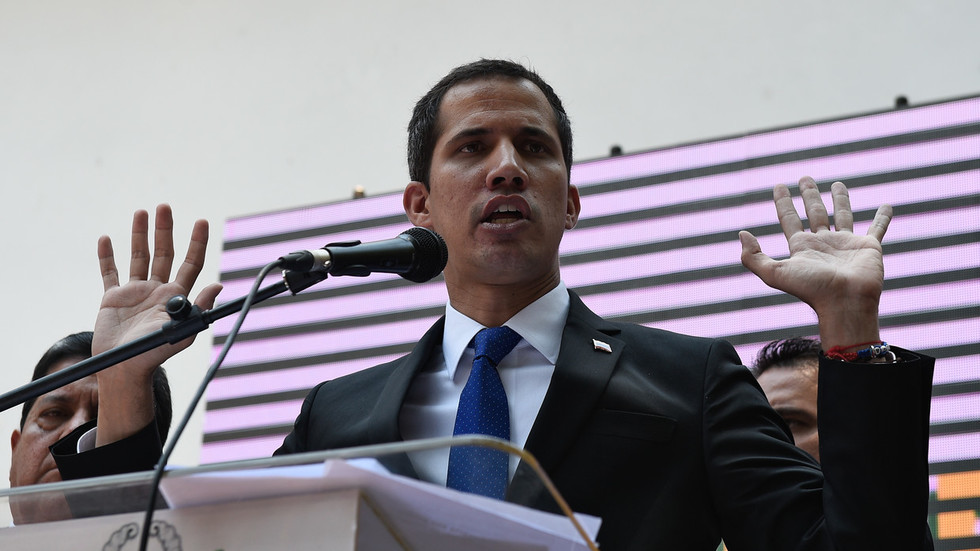 Venezuela bars Guaido from holding public office for 15 years