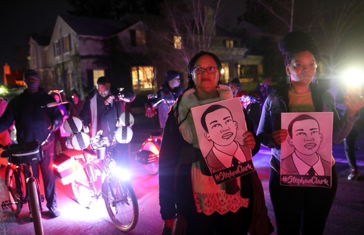 California Attorney General: No Criminal Charges In Stephon Clark Case