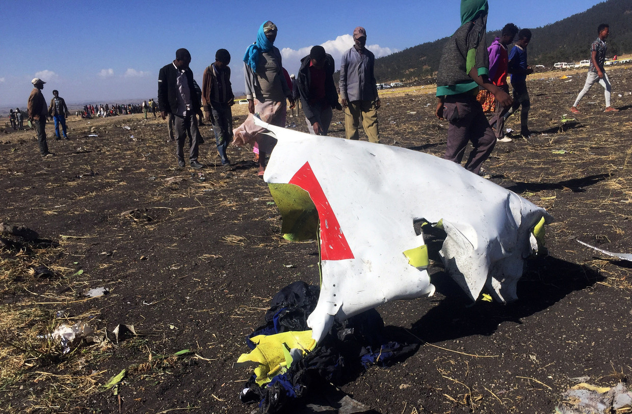 Ethiopian Airlines Boeing 737 MAX crash news