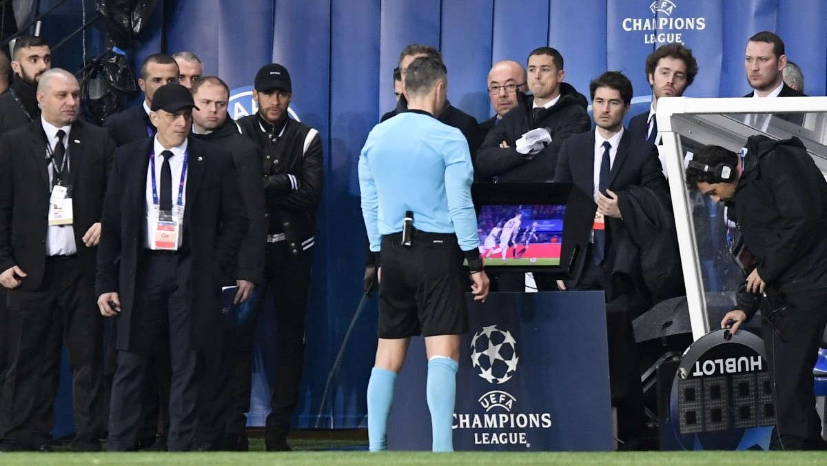 Neymar risks Euro ban after foul-mouthed ref rant