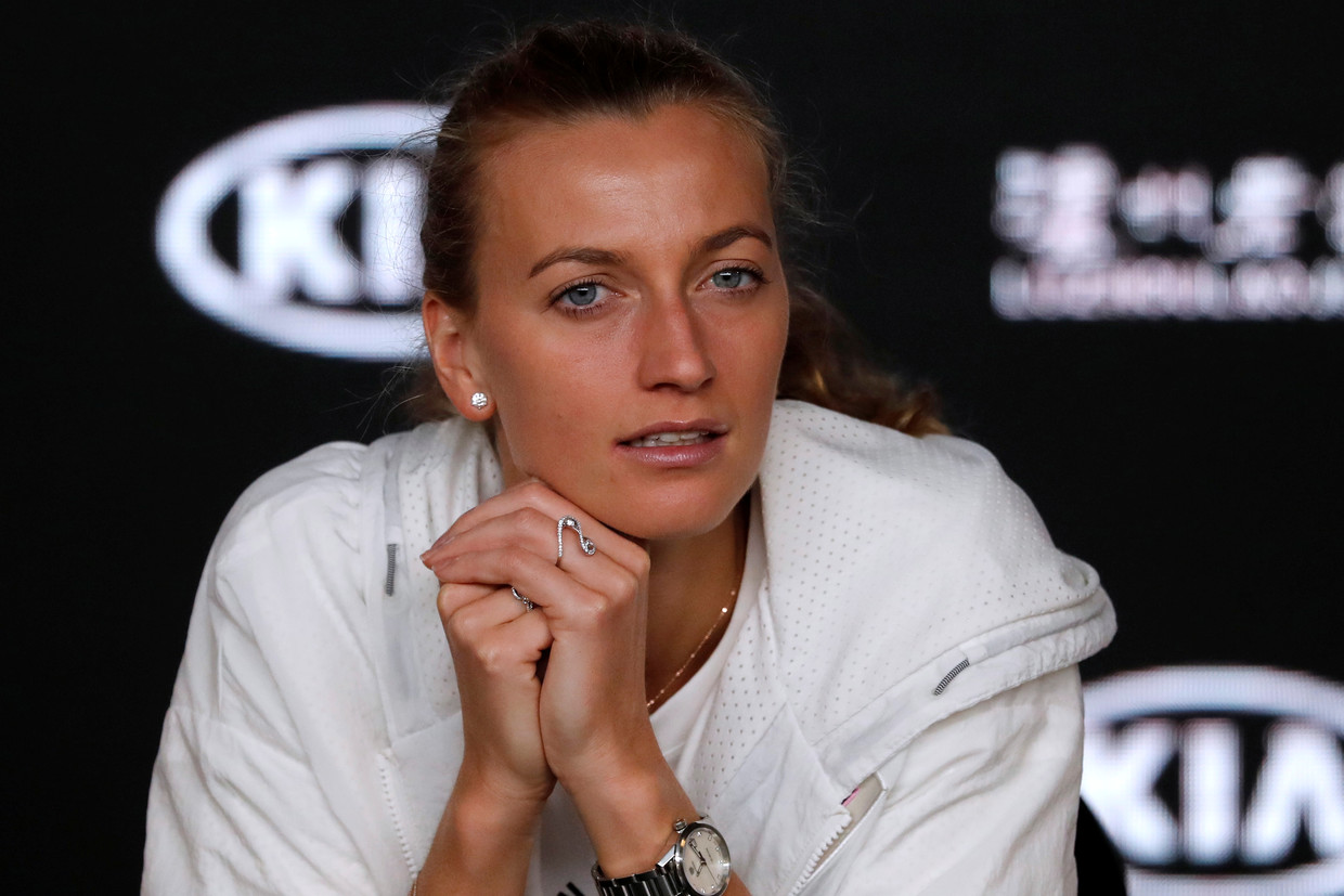 Petra Kvitova 'glad it's over' after attacker sentenced