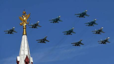 Russian Aerospace Forces strengthened by over 1,000 warplanes & helicopters