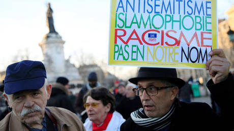France shuts down 'anti-Semitic' groups after pledge to fight worst surge 'since World War II'