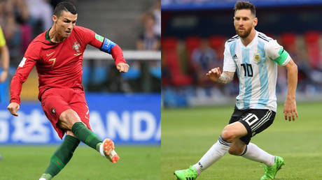 Comeback kids: Messi & Ronaldo set for international returns for first time since Russia World Cup