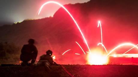 FILE PHOTO © Facebook / 31st Marine Expeditionary Unit/ Marine Corps / Lance Cpl. Harrison C. Rakhshani