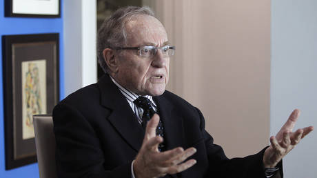 'Mueller didn't finish job': Dershowitz decries abdication of duty by Special Counsel in Trump probe