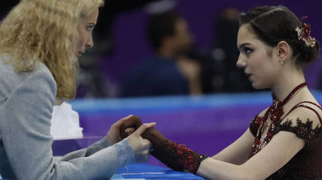 'My mom was terminally ill, then my skater left me': Tutberidze speaks on break-up with Medvedeva