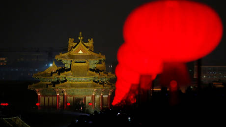 The Forbidden City, Beijing © Reuters / Jason Lee