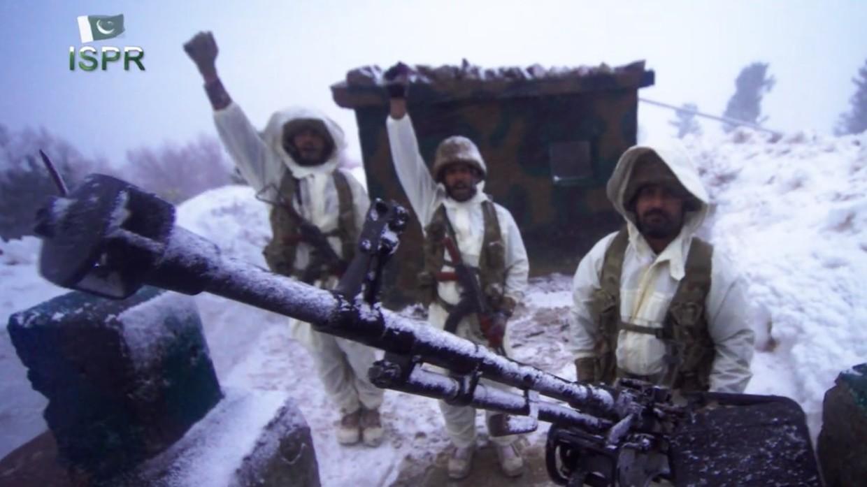Pakistani jets SHOOT DOWN enemy warplane in hot new MUSIC