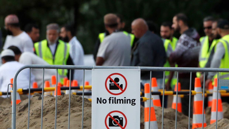 Free speech debate in New Zealand after mosque slayer's