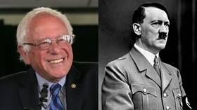 Bernie Sanders is Hitler? Republicans under fire for Facebook post
