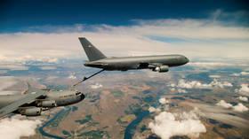 'Big deal': Boeing tanker jets grounded after USAF finds debris in new aircraft