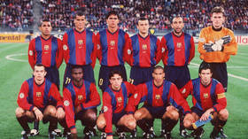 What's old is Nou again - Barcelona to wear retro kit in El Clasico to mark 20 years with Nike