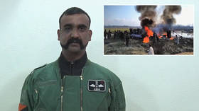 Indian pilot's video message from captivity released before his handover by Pakistan
