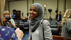 Legislators' fight over Ilhan Omar 9/11 poster leads to injury & resignation