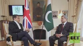 Nuclear catastrophe? Pakistan's high commissioner on outbreak of conflict with India (E719)