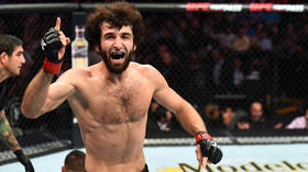 Zabeast is back: Rising Russian featherweight Magomedsharipov to face Calvin Kattar at UFC Boston
