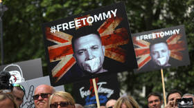 Tommy Robinson should be banned from YouTube, says Labour deputy leader