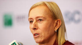 'I was not suggesting they are cheats': Navratilova sorry for 'insane' transgender athletes remarks