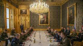 Top Russian & US generals meet in Vienna for 'constructive' talks as Moscow suspends INF deal