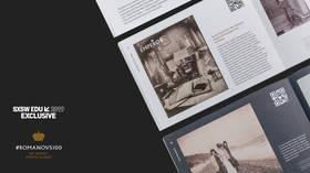 #Romanovs100 in AR: RT premiers immersive photo album at SXSW forum in Texas