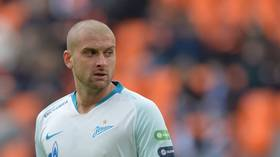 Move to Russia, get dropped: Yaroslav Rakitskiy axed from Ukraine squad after Zenit switch