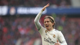 'Almost impossible': Luka Modric says struggling Real Madrid can't replace Cristiano Ronaldo's goals
