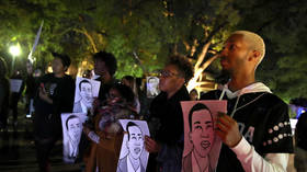 80+ arrested at protest over police shooting of unarmed Stephon Clark in Sacramento (PHOTOS, VIDEOS)