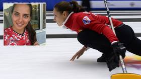 Russian curling stunner Anastasia Bryzgalova lands TV role (PHOTOS)