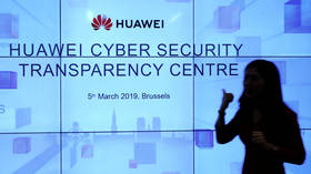 Huawei opens cybersecurity center in Belgium amid US crackdown