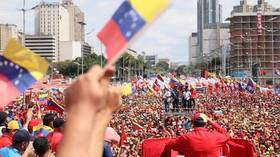 Maduro calls for nationwide 'anti-imperialist' rallies to dwarf US-backed 'crazed minority'