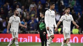 'A s*** season': Real Madrid players react to Ajax humiliation as fans lament Ronaldo absence