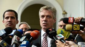 Venezuela names German ambassador 'persona non grata' for 'interference in its internal affairs'