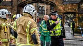 Police confirm Glasgow University package linked to London 'bombs'
